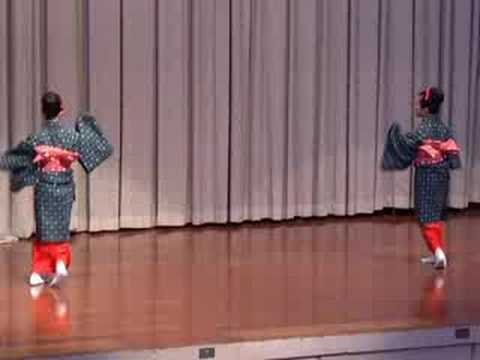 Japanese Classical Dance (Elizabeth & Kelly, 2008-05-04)