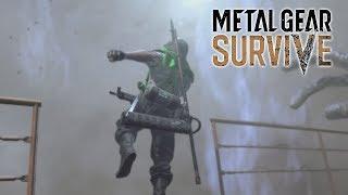 METAL GEAR SURVIVE 17 NOS ATACA EL POLVO DEL TERROR  GAMEPLAY ESPAOL