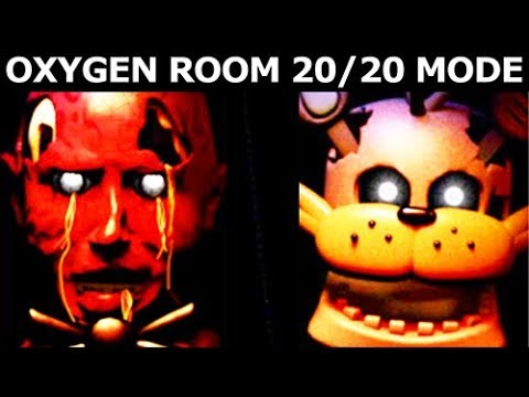 JOLLY 3: Chapter 2 - Custom Night - Oxygen Room 20/20 Mode (Golden Star Achievement)