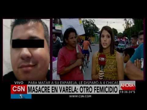 C5N - Masacre: en Florencio Varela Habla el tío de una de las víctimas