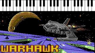 WarHawk game music remade on Yamaha PSR-36