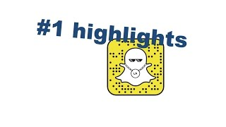 #1 highlights LAsnappen