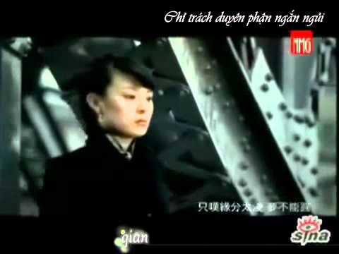 YouTube   Vietsub Cho Dù Không Có Ngày Mai   Tôn Lệ  Huỳnh Hiểu Minh