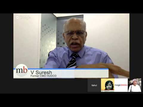 Hangout with Mr. V Suresh, Vice Chairman, National Building Code of India