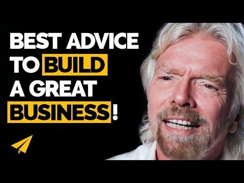 Richard Branson's Top 10 Rules For Success - Volume 2 (@richardbranson)
