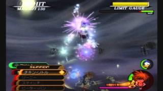 Kingdom Hearts 2 FM - Data Zexion...? + Bonus!