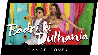 Badri Ki Dulhania (Title Song) // Dance Cover // Shiva Raichandani