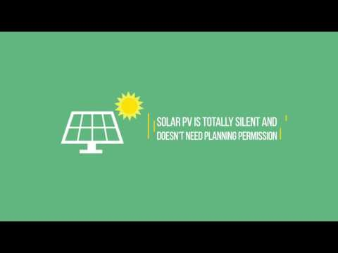 The Benefits of Solar PV |  Franck Energy