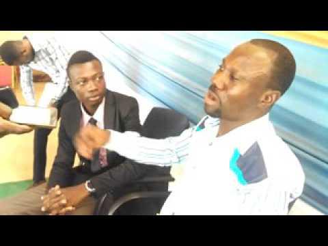 Ghanamanwofase Interviews Bishop Bonegas