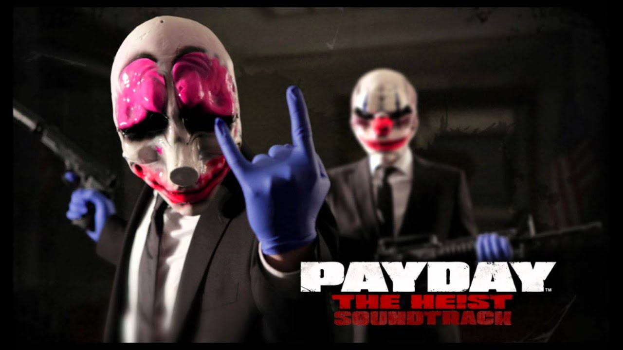 Payday The Heist Soundtrack I Will Give You My All Simon Viklund Original