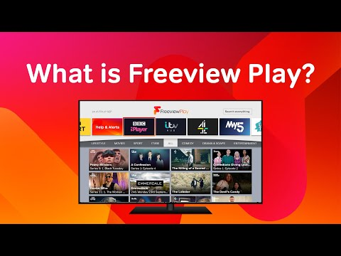 What is Freeview Play?