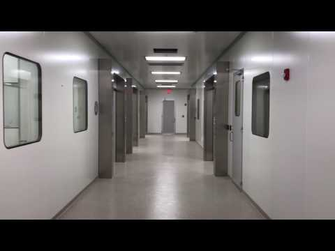 Nicomac Clean Rooms & Rapid Doors