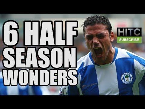 6 Premier League Half Season Wonders