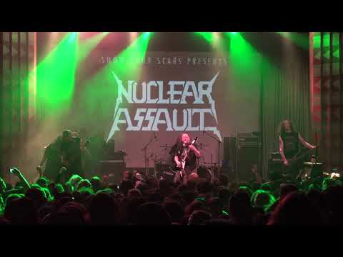 NUCLEAR ASSAULT     Los Angeles, CA.    1-6-2018