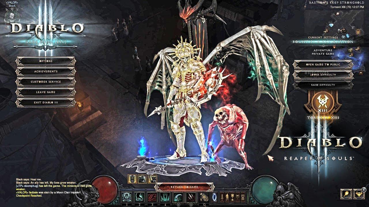 Diablo   Rift Build