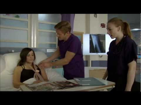 Samantha Ramm  BBC Holby City: When The Hangover Strikes