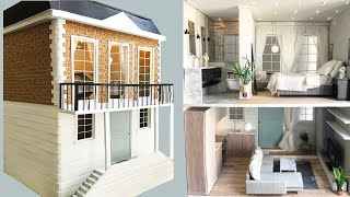 Modern DIY Dollhouse