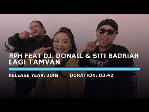 RPH Feat. DJ Donall And Siti Badriah - Lagi Tamvan (Karaoke Version)