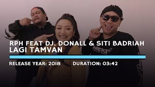 RPH Feat. DJ Donall And Siti Badriah - Lagi Tamvan (Karaoke Version)