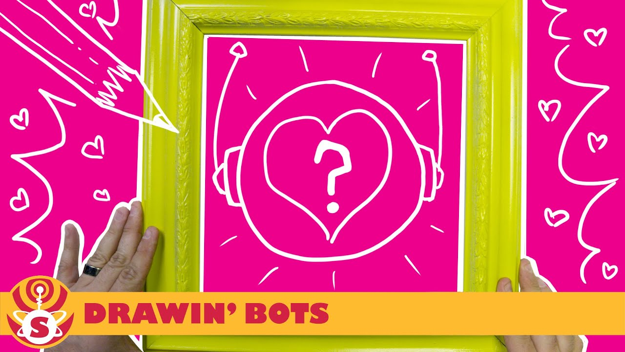 The Shazzbots! - Drawin' Bots - Ping!