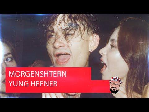 💥 Иностранец реагирует на MORGENSHTERN - YUNG HEFNER