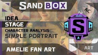 (Портрет Амели - анализ персонажа) Creative Sandbox [RUS / eng] - Сессия 5