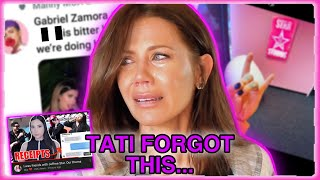 what tati DIDN'T tell you in BREAKING MY SILENCE...