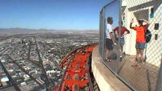 High Roller POV, Stratosphere Tower, Las Vegas