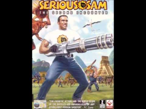 Courtyards of Gilgamesh Peace - Serious Sam: The Second Encounter
