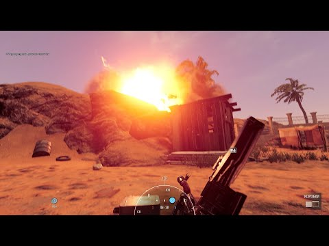 !!!Unsuccessful Game For The Machine Gunner - Insurgency Sandstorm |