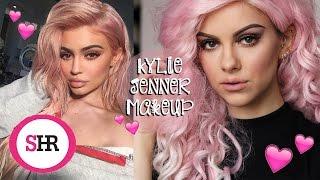 Kylie Jenner Makeup & Wig | Sophie Hannah Richardson