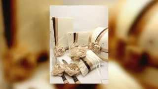 Свадебный комплект Gilliann Amore Caffa SET049