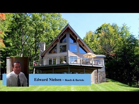 Post and Beam by the Lake   Copake Lake NY   Real Estate Video Tour
