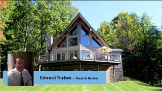 Post and Beam by the Lake | Copake Lake NY | Real Estate Video Tour