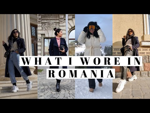 what-i-wore-during-our-trip-to-romania//-travel-lookbook//ski-trip