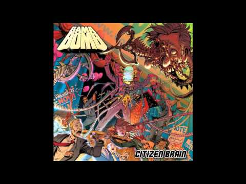 Gama Bomb - Citizen Brain [Full Album]