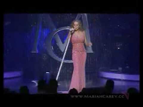 Mariah Carey - Vision Of Love (Live Pepsi Smash)