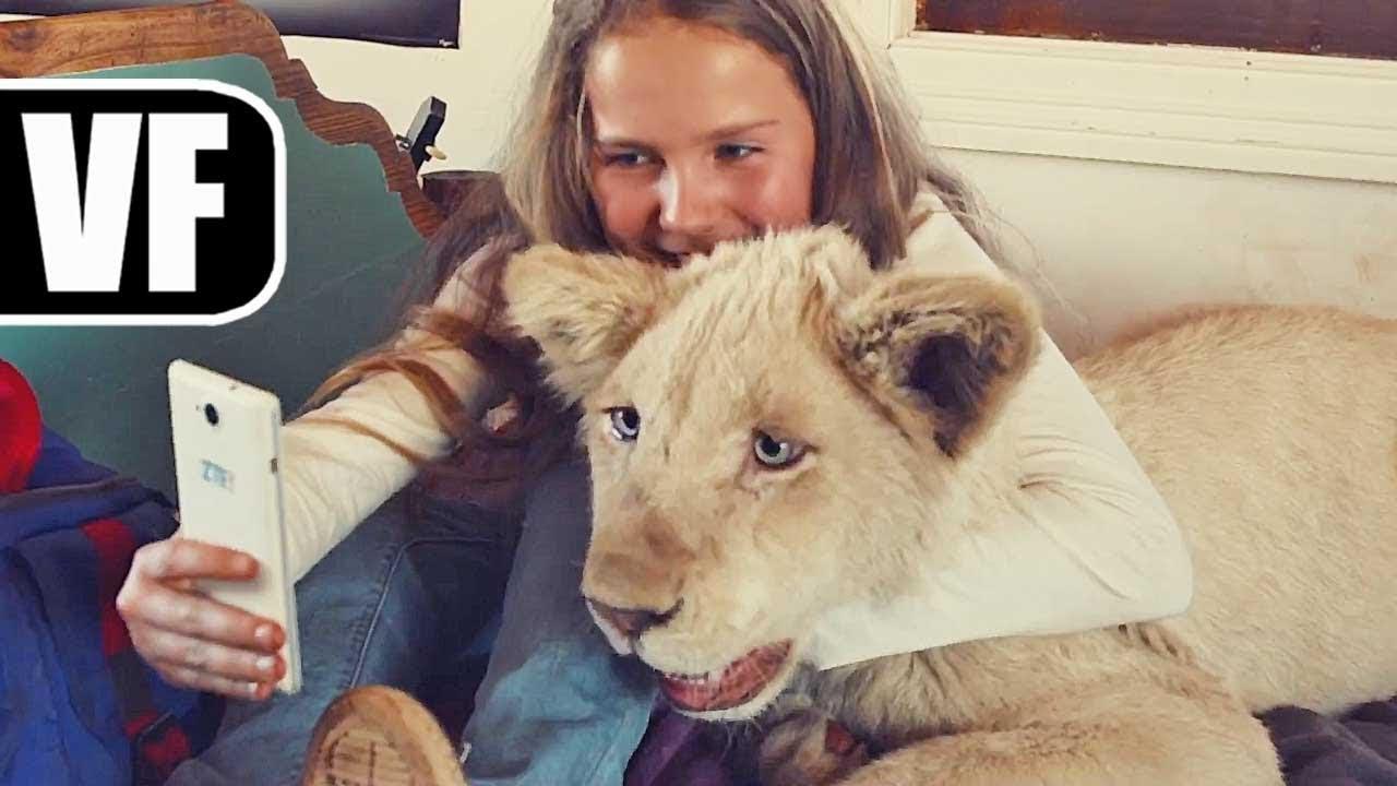 Risultati immagini per mia et le lion blanc