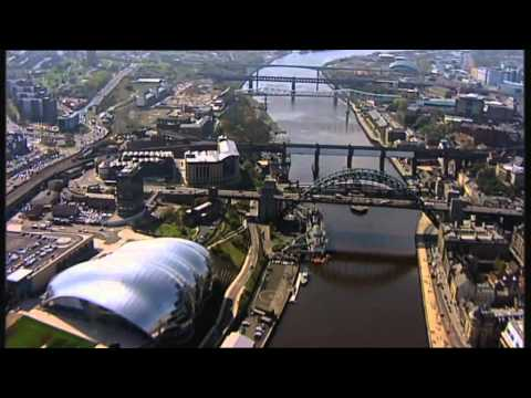 Visit Britain, Newcastle Gateshead - Unravel Travel TV