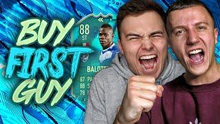 HARDCORE Buy First Guy FLASHBACK 88 BALOTELLI | FIFA 20
