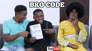 Download Mc Shem Comedian - BRO CODE   (Mark Angel Comedy) Mc Shem Comedian
