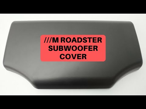 Easy Fix For The Infamous BMW Z3 Oddments/subwoofer Box Lid