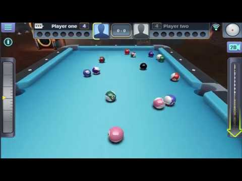 3D Pool Video
