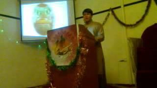 hussain likhna hussain pharna by master syed mohammad shah in fujaira 2012