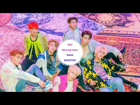 VAV (Feat. De La Ghetto & Play-N-Skillz) - Give Me More [ BASS BOOSTED ]  🎧 🎵