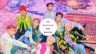 Gambar cover VAV (Feat. De La Ghetto & Play-N-Skillz) - Give me more [ BASS BOOSTED ]  🎧 🎵