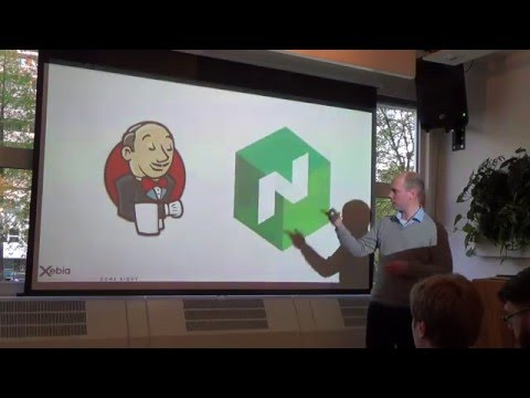 Scalable CI/CD with Nomad and Jenkins - Ivo Verberk