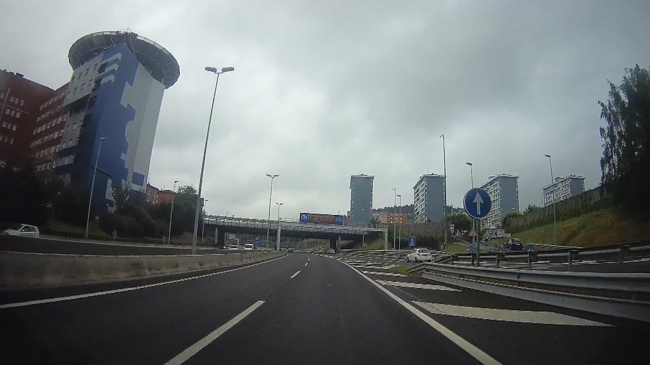Download Spain: A-8 through Bilbao