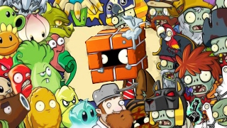Plants vs Zombies 2: New Extended Modern Day New Zombies! (PvZ 2)