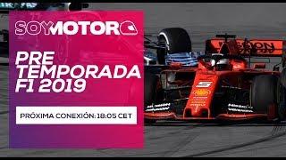 F1 2019 Test Barcelona, día 2 - Resumen de la jornada